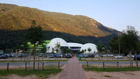 מתחם הבריכות בהר תמרו